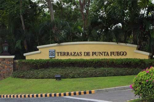 Lot For Sale in Terrazas de Punta Fuego