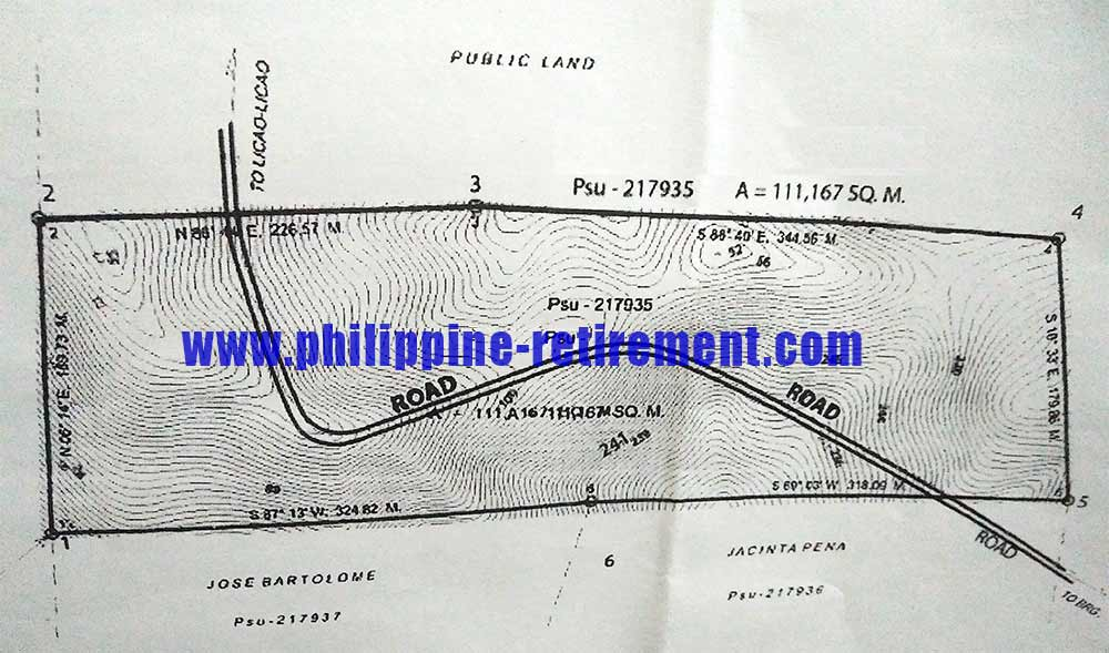 Raw Land for sale in San Isidro Rodriguez Rizal   Phil Retirement Prop