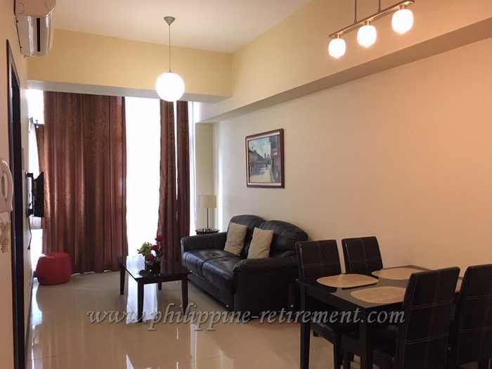 The Sapphire Residences 1 Bedroom Unit for Rent